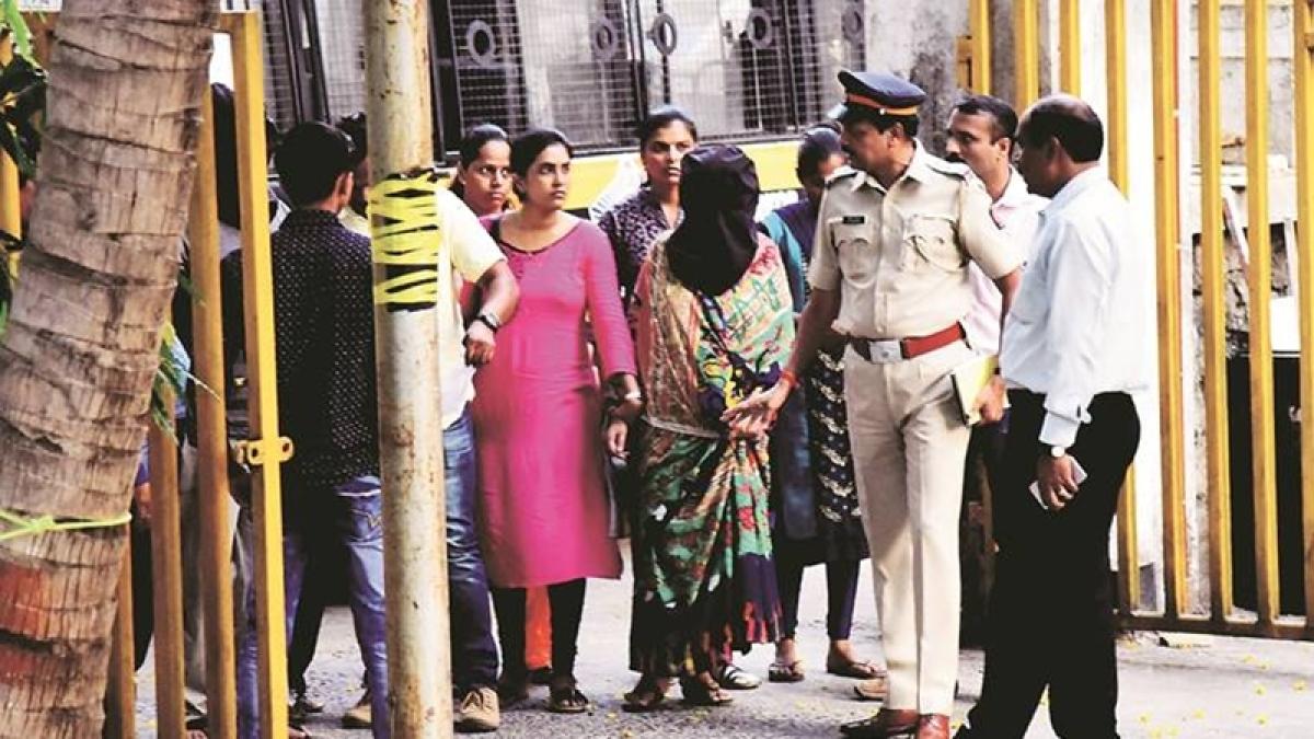 Mumbai: Woman held for hubby's murder