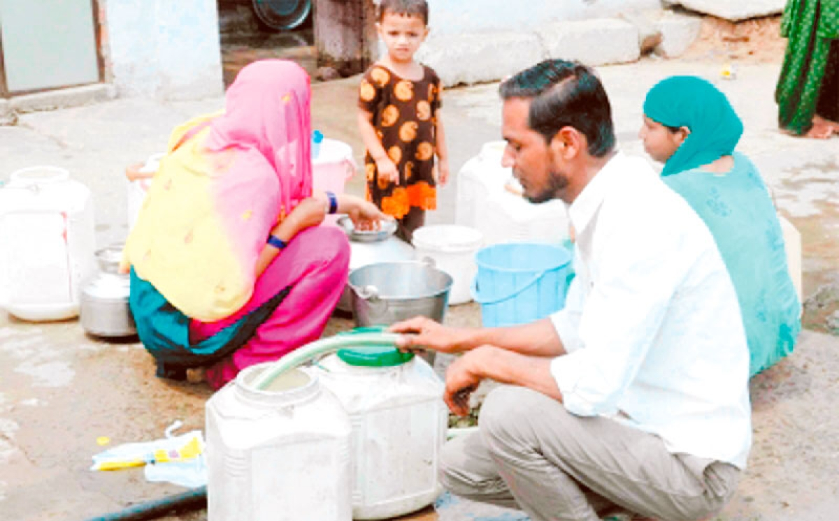 As summer starts, water crisis looms large in many Bhopal city areas
