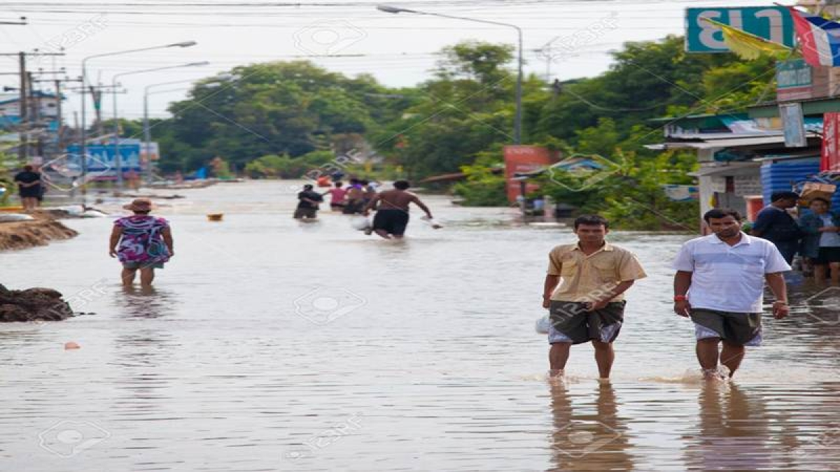 Rs 131 crore lost in Manipur flood