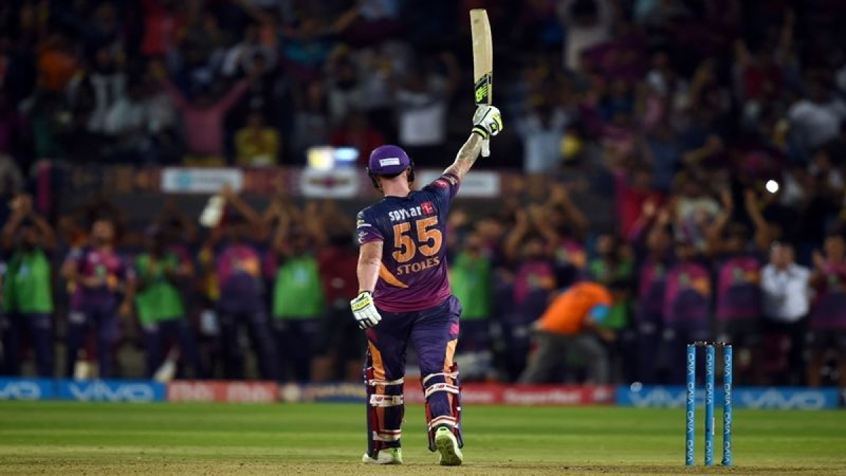 IPL 2017: Stokes smashes ton in Pune's impressive win over Lions