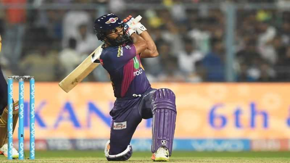 IPL 2017: Pune ride on Rahul Tripathi's fireworks to defeat KKR by four wickets