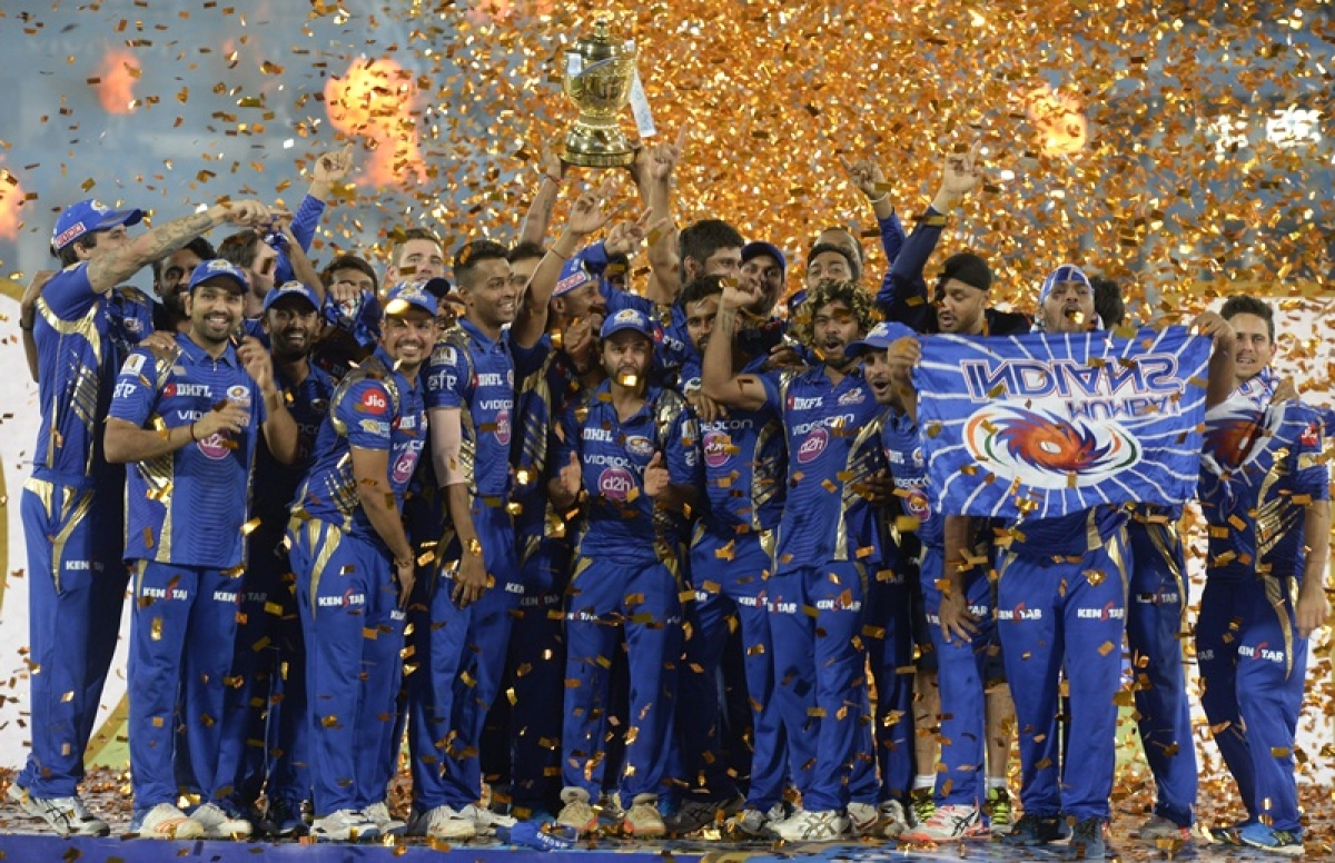 IPL 2017 Final MI vs RPS: Highlights, photos and reactions