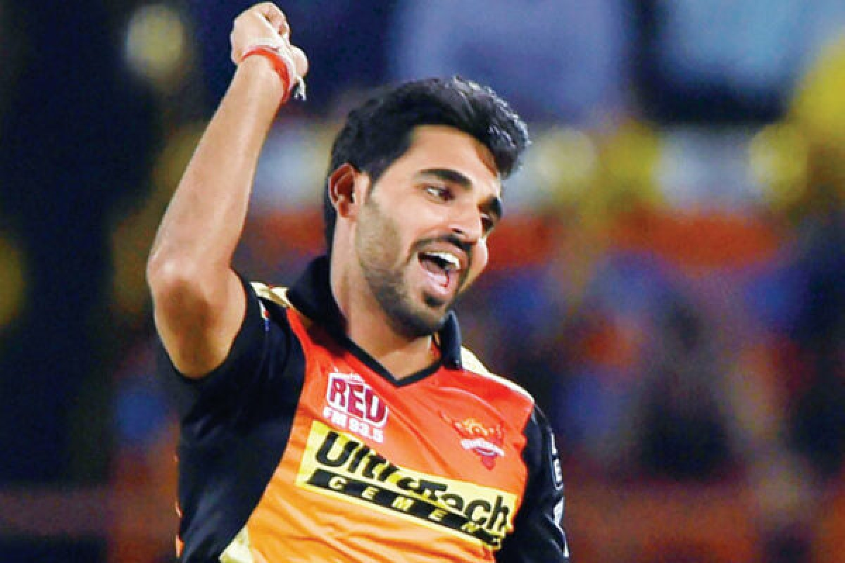Bowled as we weren't sure about wicket: Bhuvneshwar Kumar