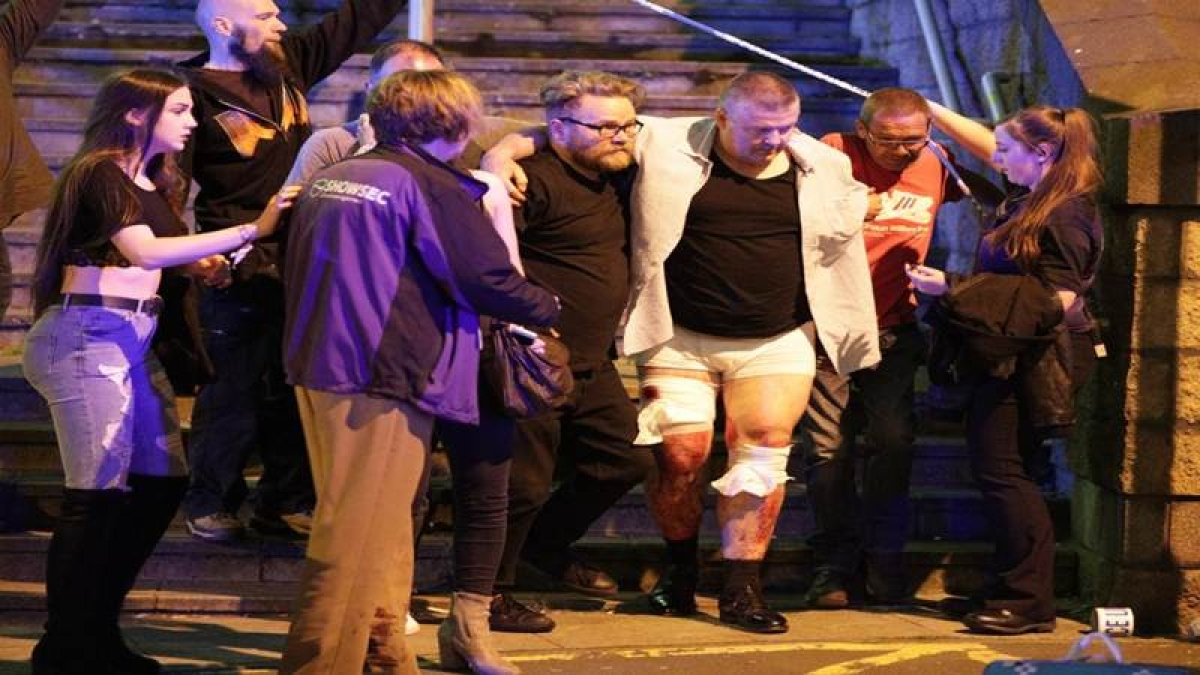 Manchester Arena terror attack: Death toll rises to 22