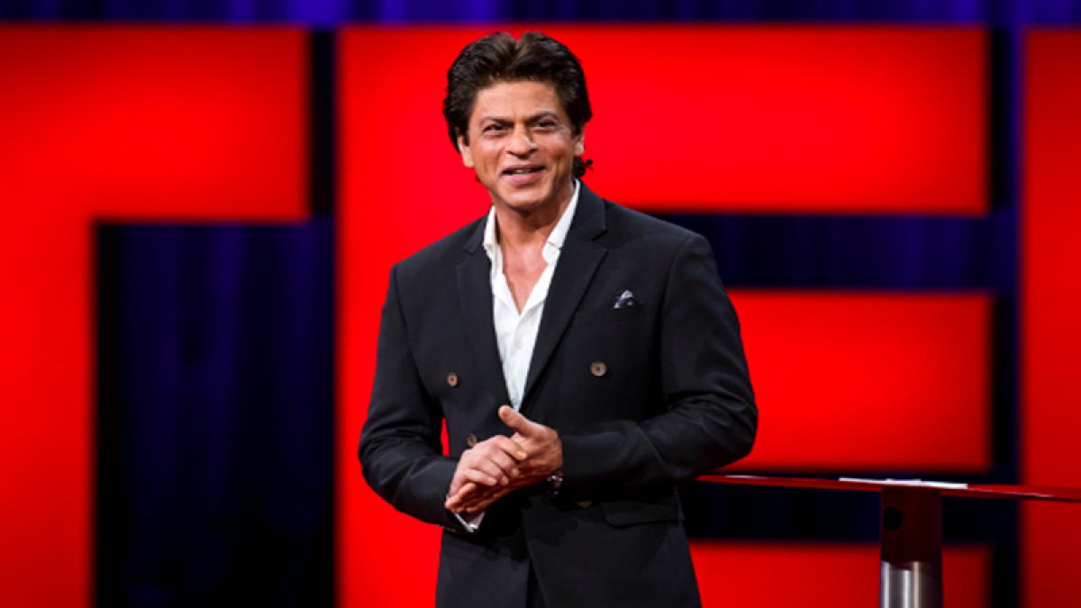 Shah Rukh Khan starts TED Talks in India; here are all the details