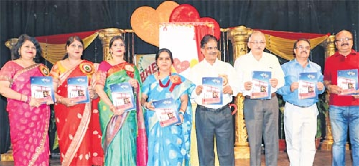 Bhopal: Annual function of BHEL Ladies Club held