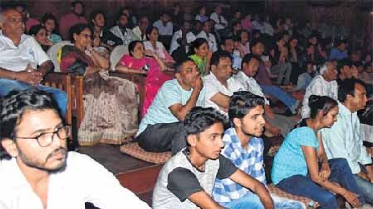 Bhopal: Controversial Raja Ravi Varma biopic 'Rang Rasiya' screened