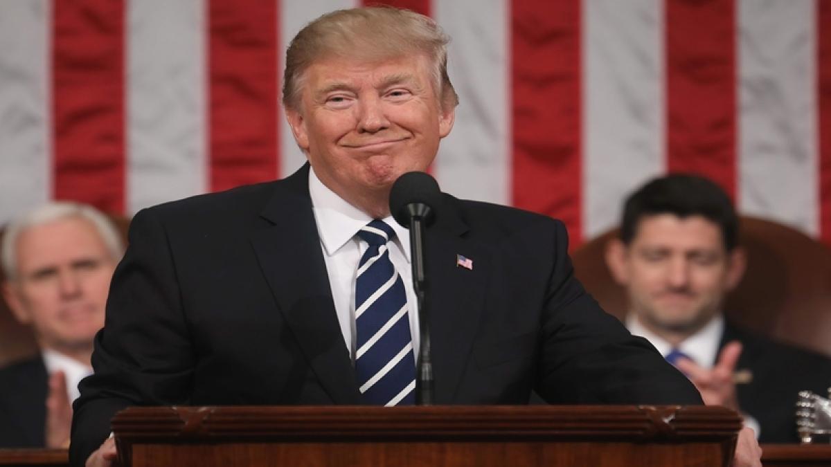 Trump criticizes Republican healthcare reform
