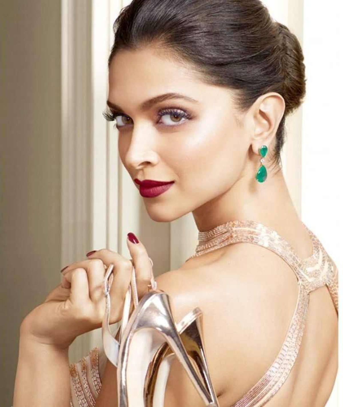 Deepika Padukone is an absolute stunner in Cannes 2017 ad campaign