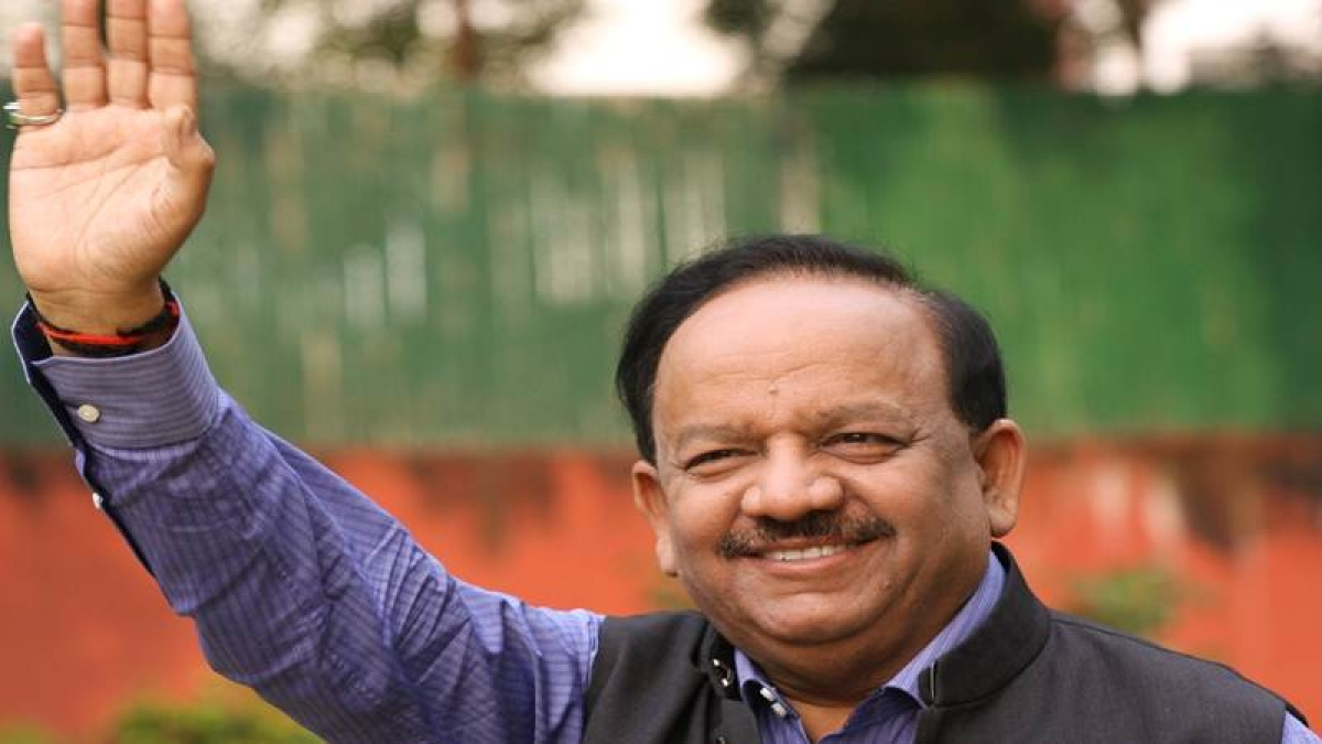 Harsh Vardhan gets additional charge of Environment Ministry