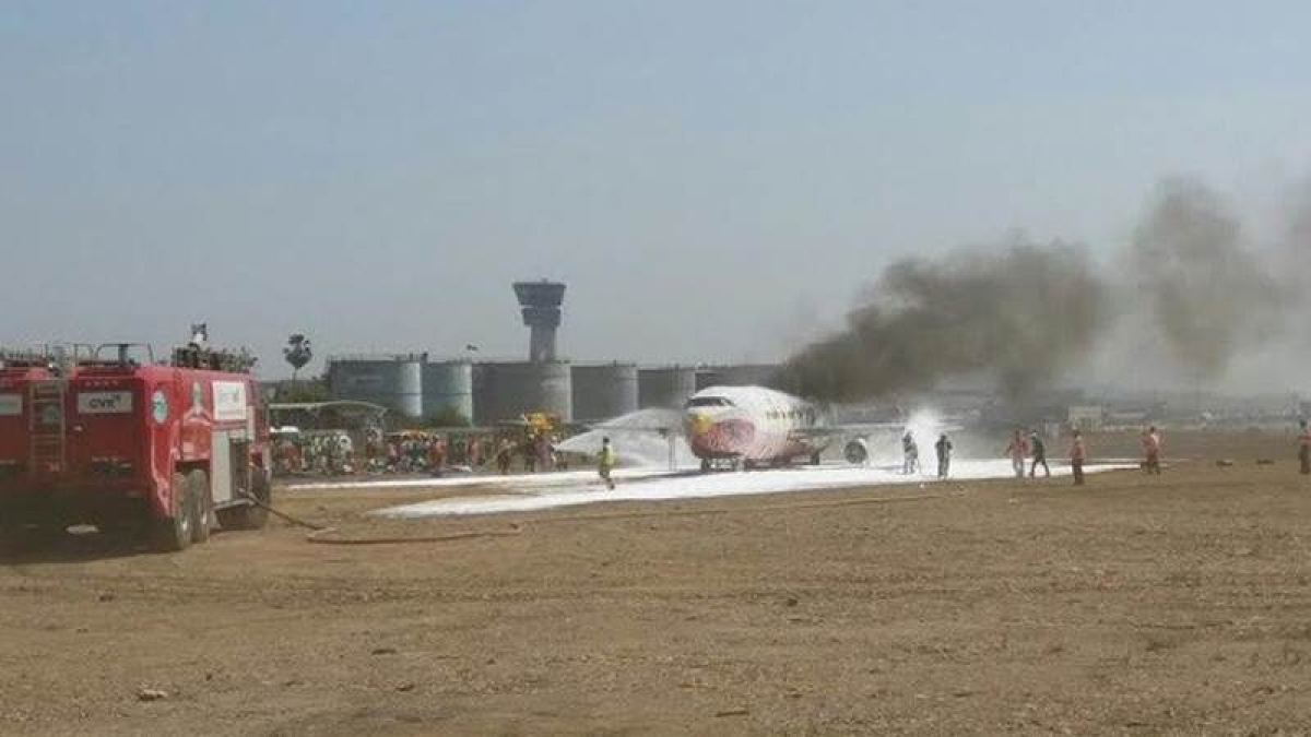 'Dummy aircraft on fire' at airport bags CII top award