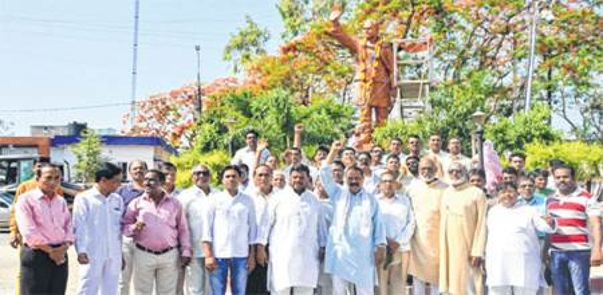 Ujjain: Rajiv Gandhi remembered on his death anniversary