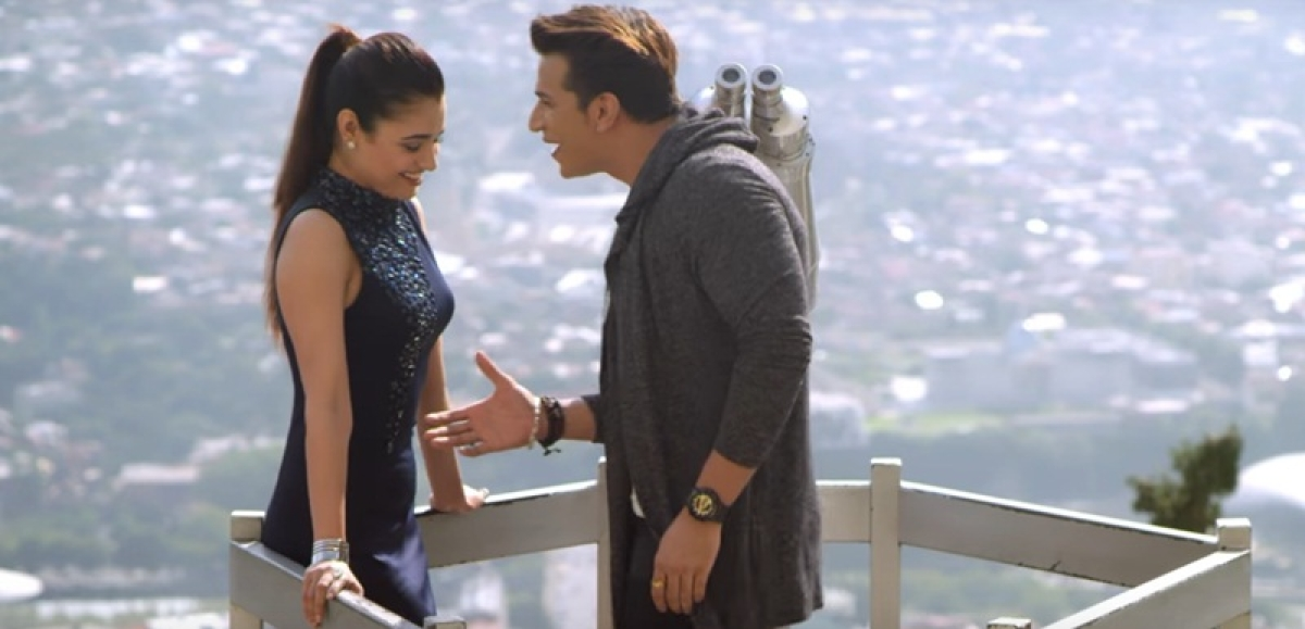 Video: Prince Narula, and, Yuvika released love anthem song 'Hello Hello'