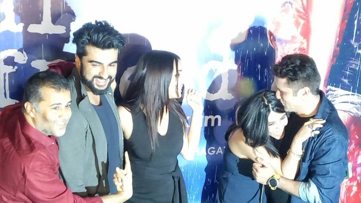 'Half Girlfriend' Success Party Pictures: Karan Johar to Divyanka Tripathi, celebs attend Ekta Kapoor's bash