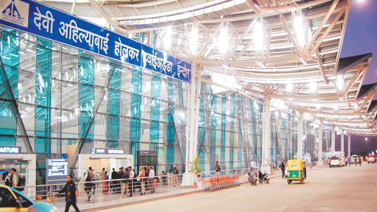 Great news for flyers, passengers help desk inaugurated at Indore Airport