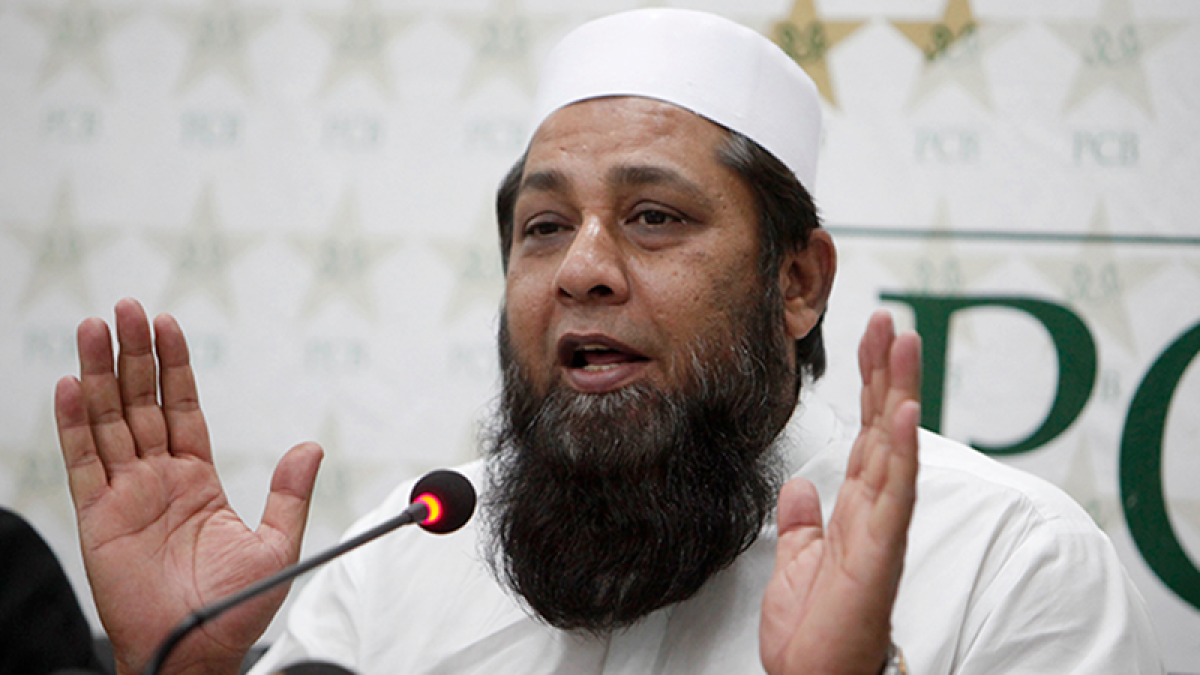 Inzamam-ul-Haq considers Pak to be favourite