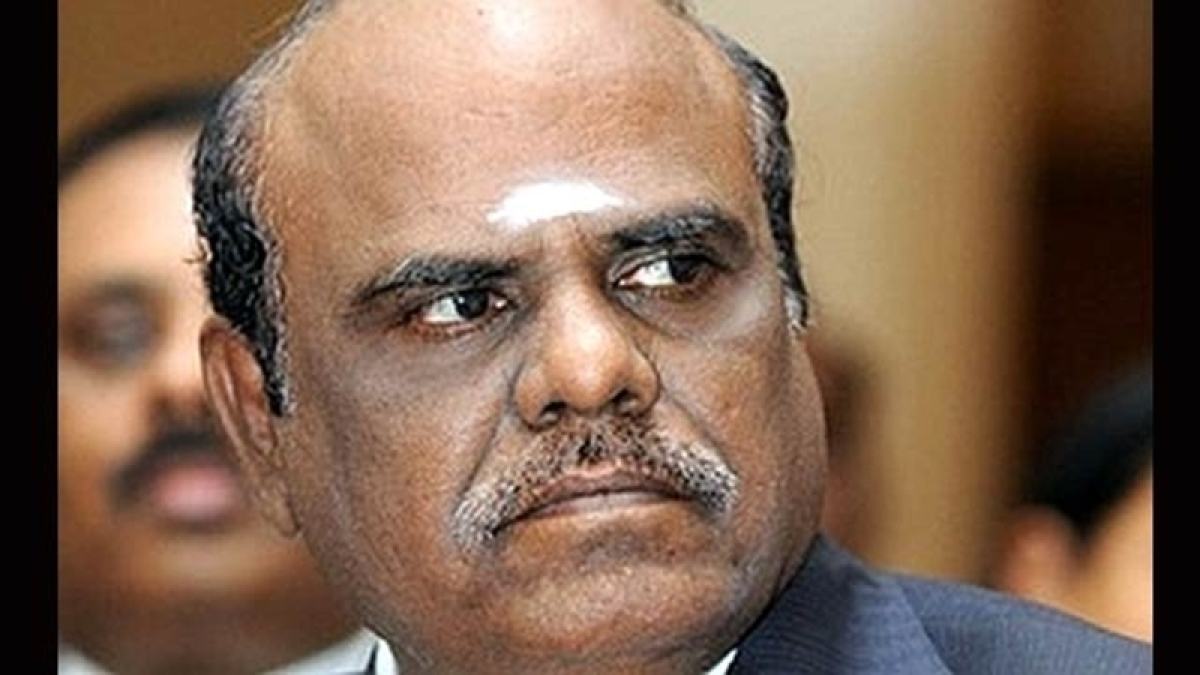 Justice Karnan moves Supreme Court seeking recall of conviction order