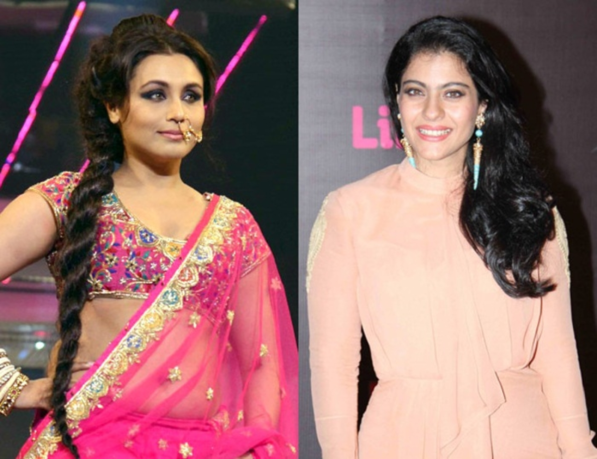 Bollywood's Sibling Secrets! When Kajol and Rani Mukerji didn't get along for years