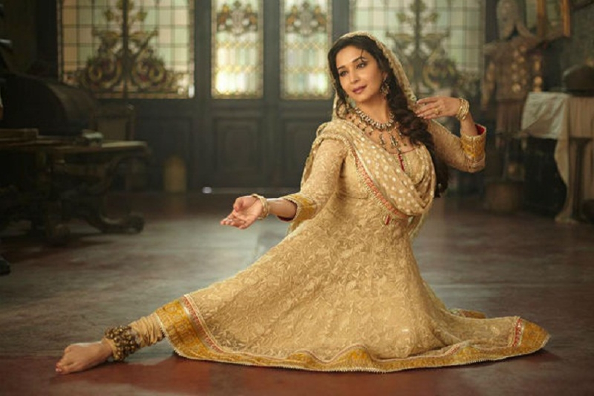 Wasn't easy to step into Sridevi's shoes: Madhuri Dixit Nene