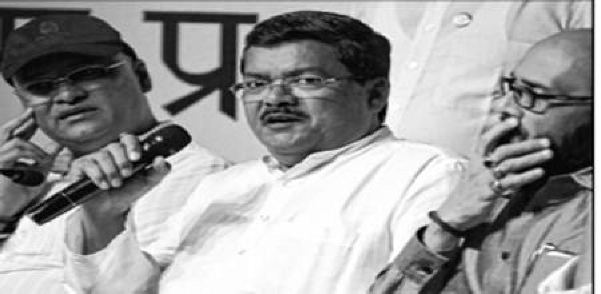 Bhopal: Modi is a villain: Wasnik
