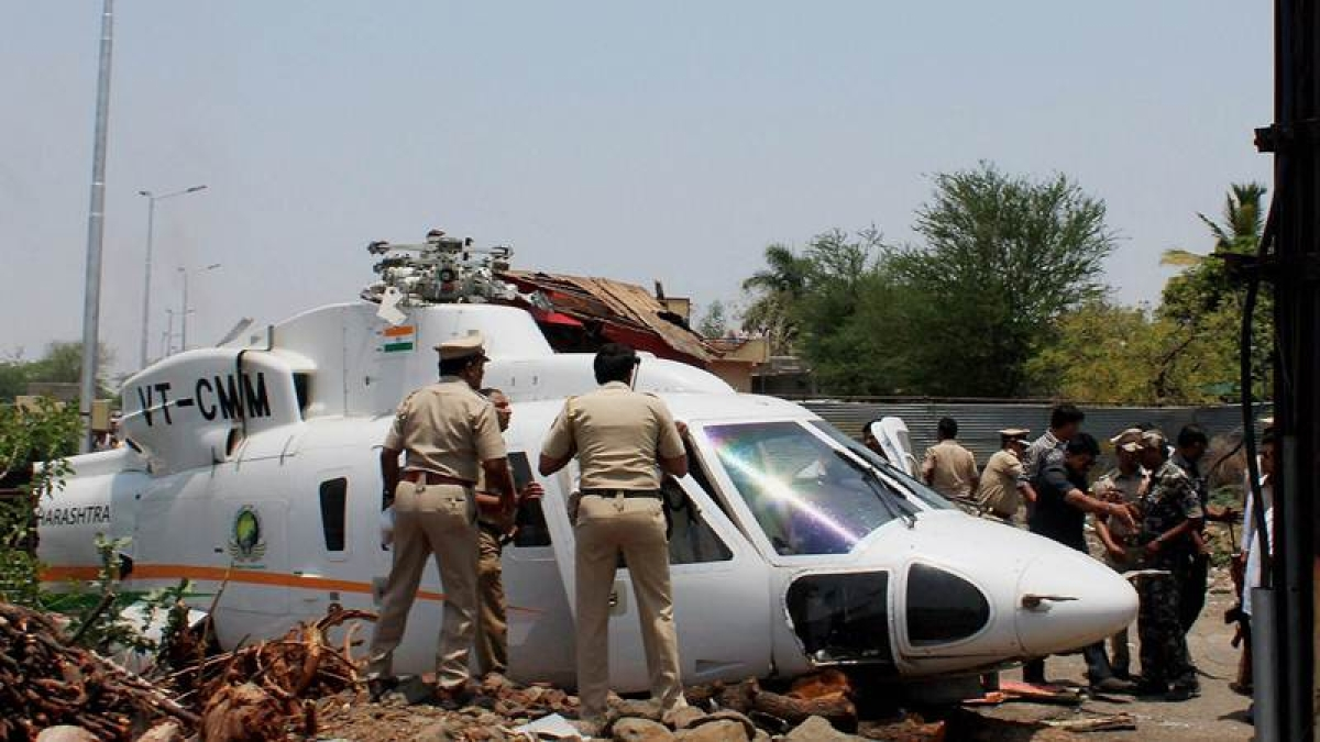 After mishaps, Maharashtra to draft policy on safety for flying VIPs