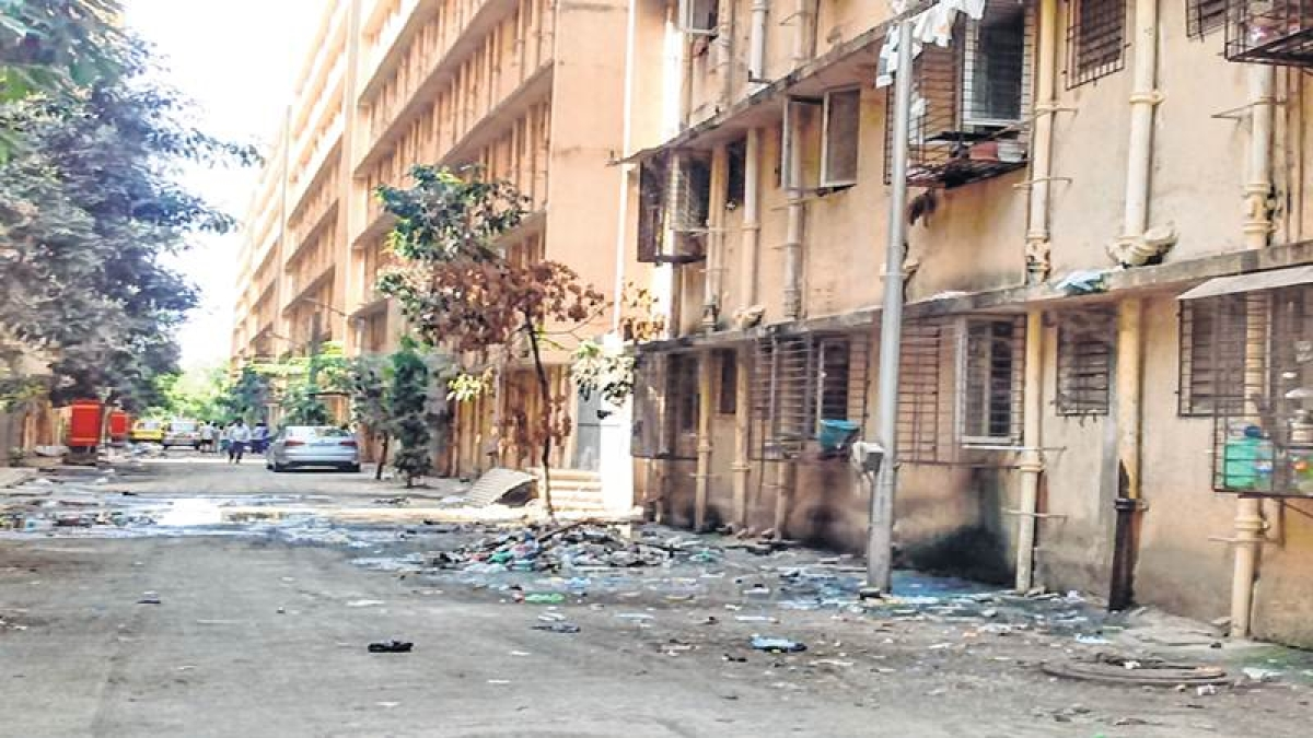 Mumbai: Mahul Gaon residents raise issues of cleanliness