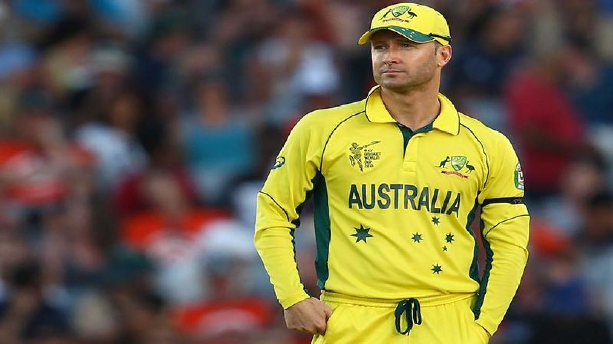 India vs Australia: Michael Clarke urges Australian players to play tough cricket