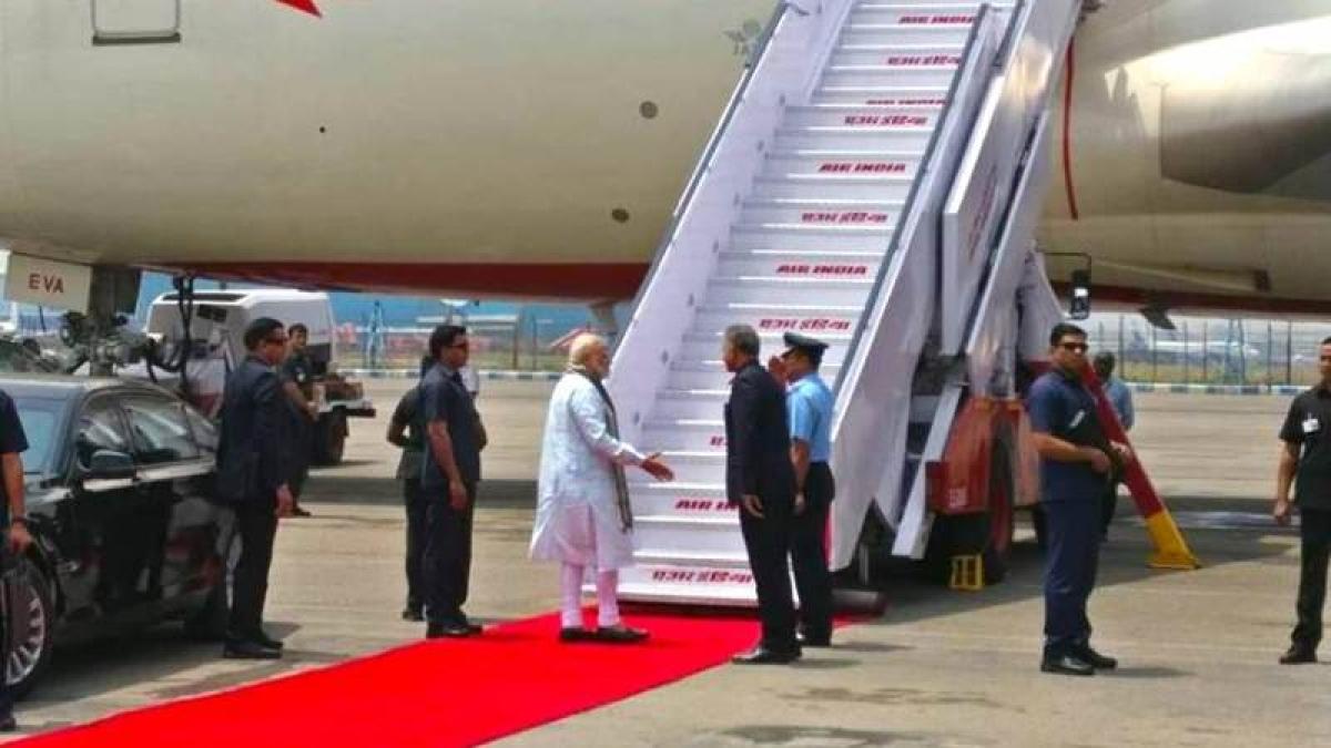PM Narendra Modi embarks on 4-nation European tour