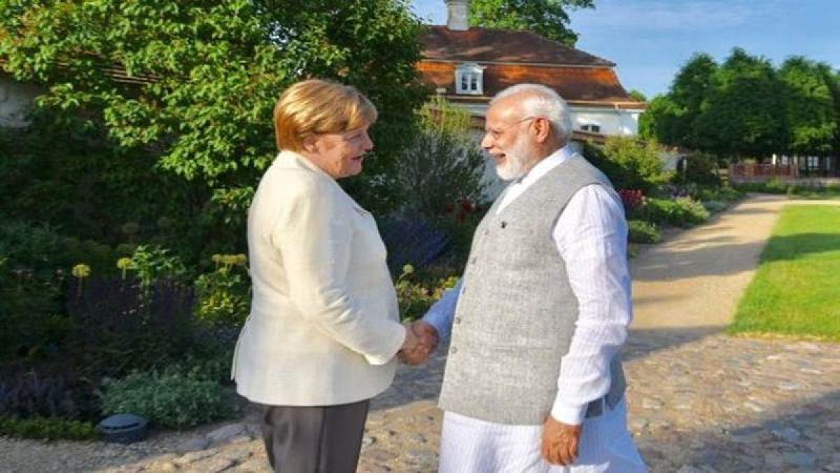 Germany responds well to Modi overtures