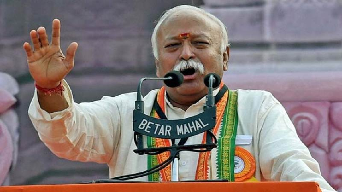 Kerala: RSS Chief Mohan Bhagwat barred from hoisting national flag in school