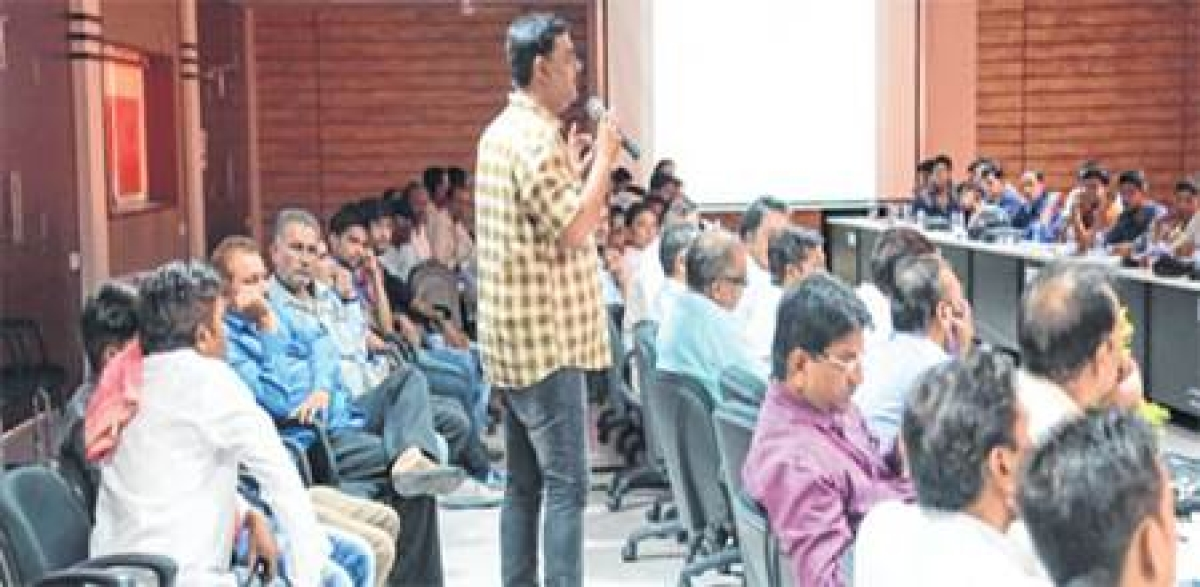 Ujjain: Organic farming is the order of the day, farmers told