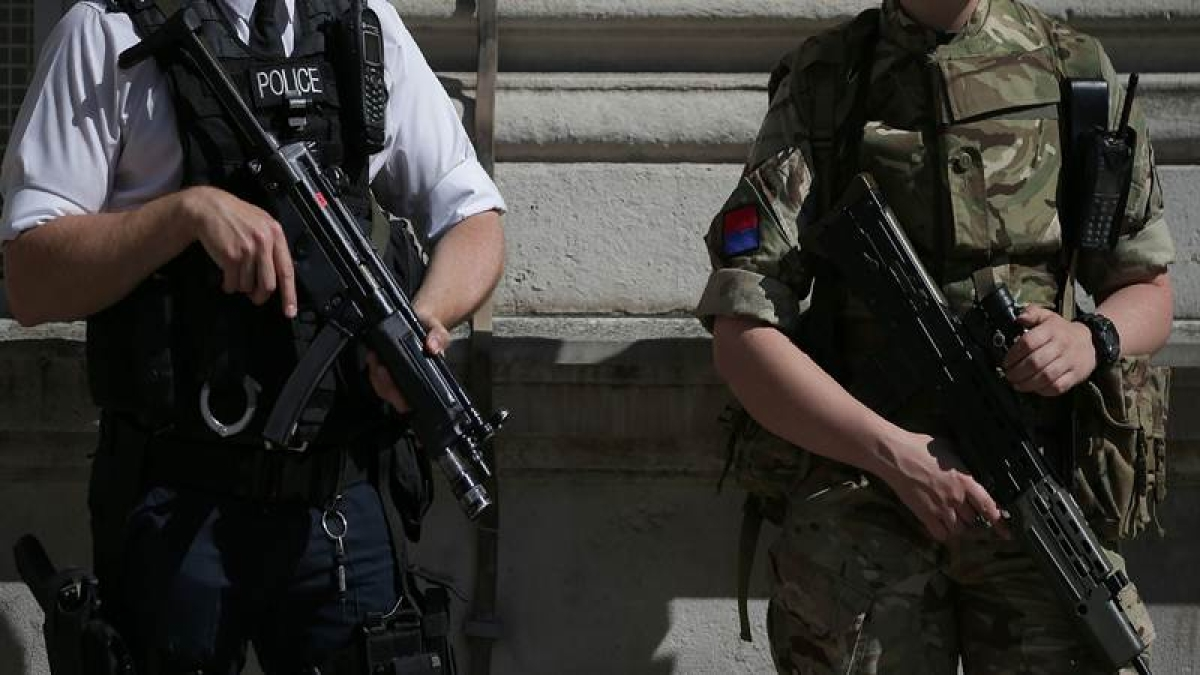 British Police arrest two more arrested in Manchester terror attack probe