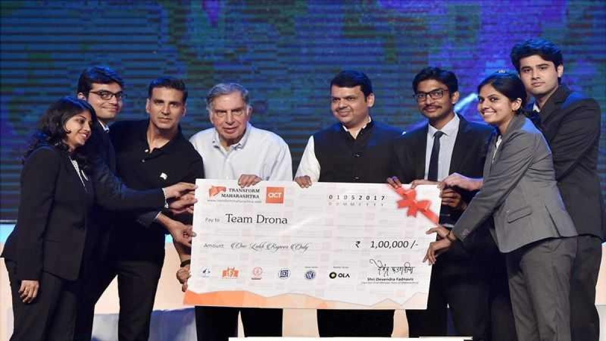 Mumbai: Students propose innovative ideas and solutions to transform state