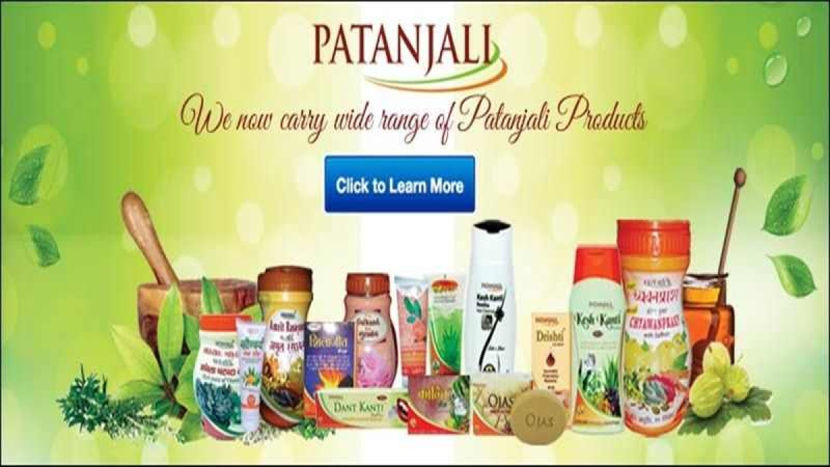 Patanjali eyes 2-fold rise in revenue at Rs 20,000 crore in FY18