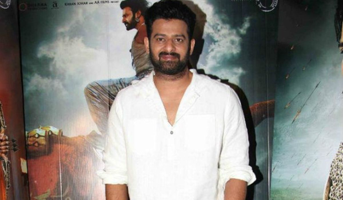 Over a month after 'Baahubali 2' release, Prabhas continues to hog the limelight
