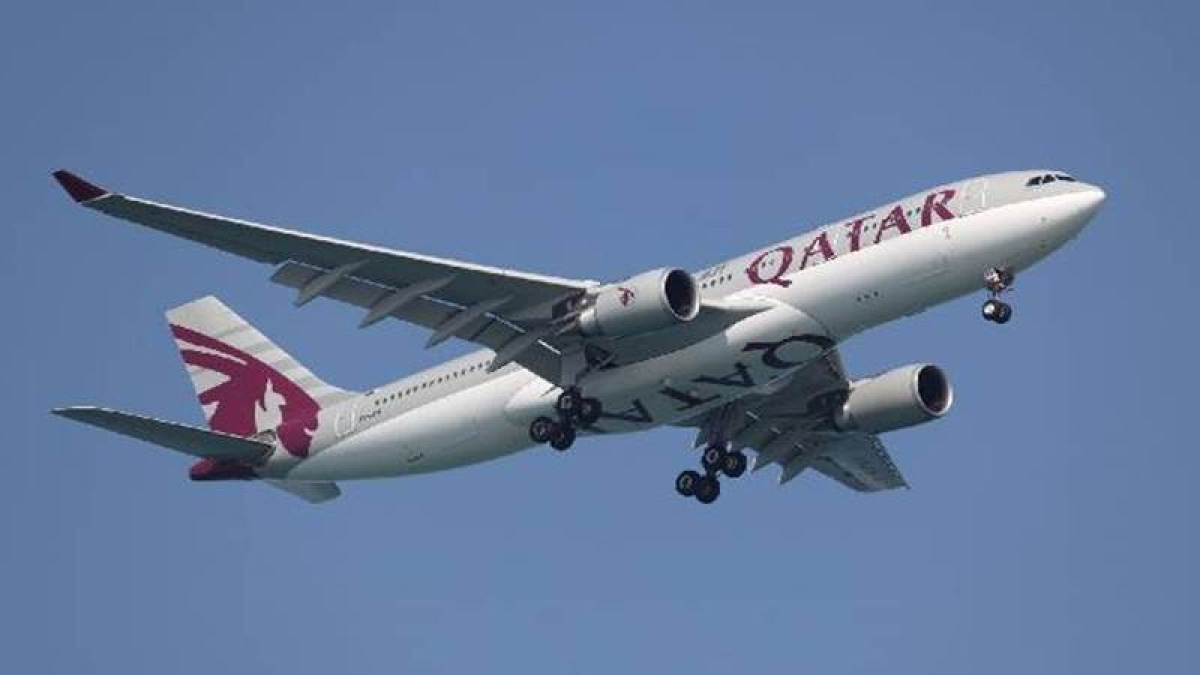 After wife discovers husband's affair mid-air, Qatar Airways flight forced to land at Chennai airport
