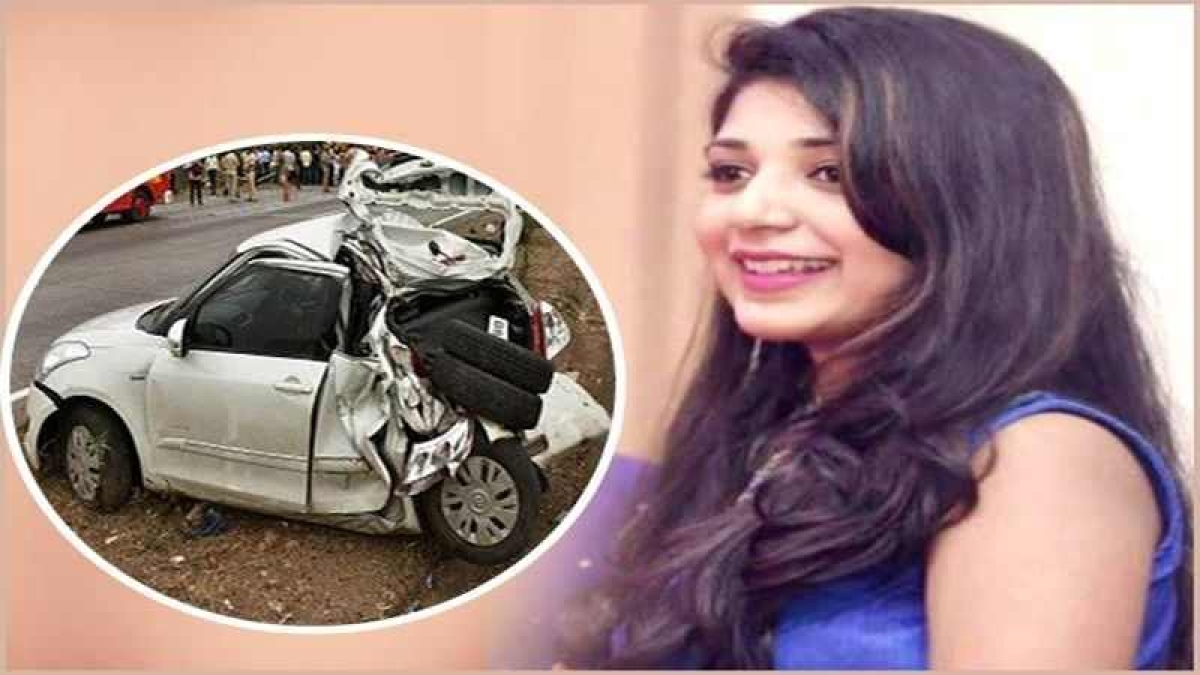 Kannada actress Rekha Sindhu dies in a car accident at Chennai-Bengalore highway