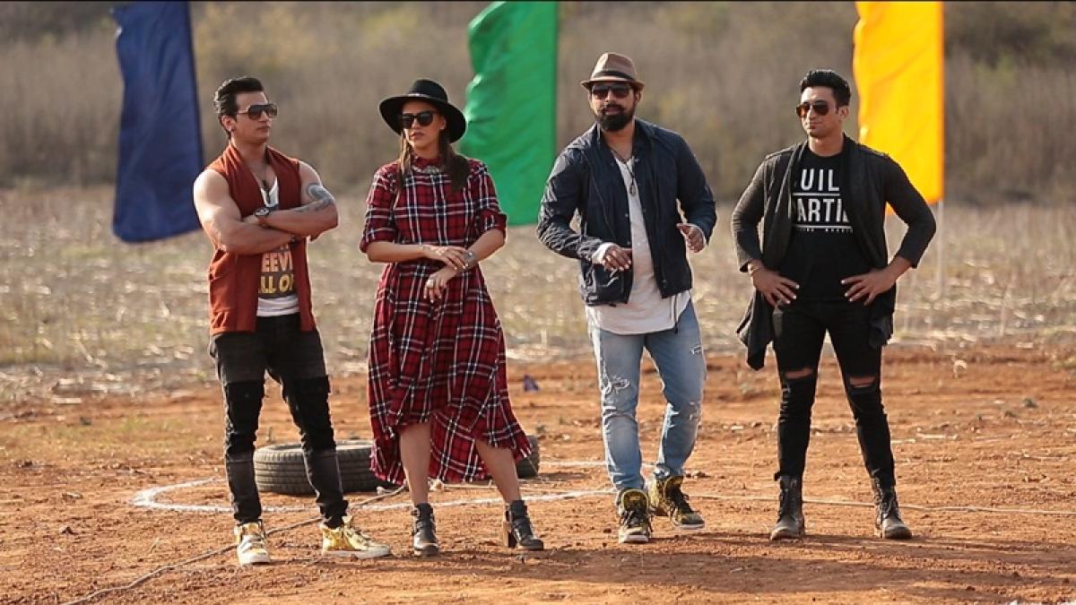 MTV Roadies: Prince Narula takes a dig at Neha Dhupia's acting career