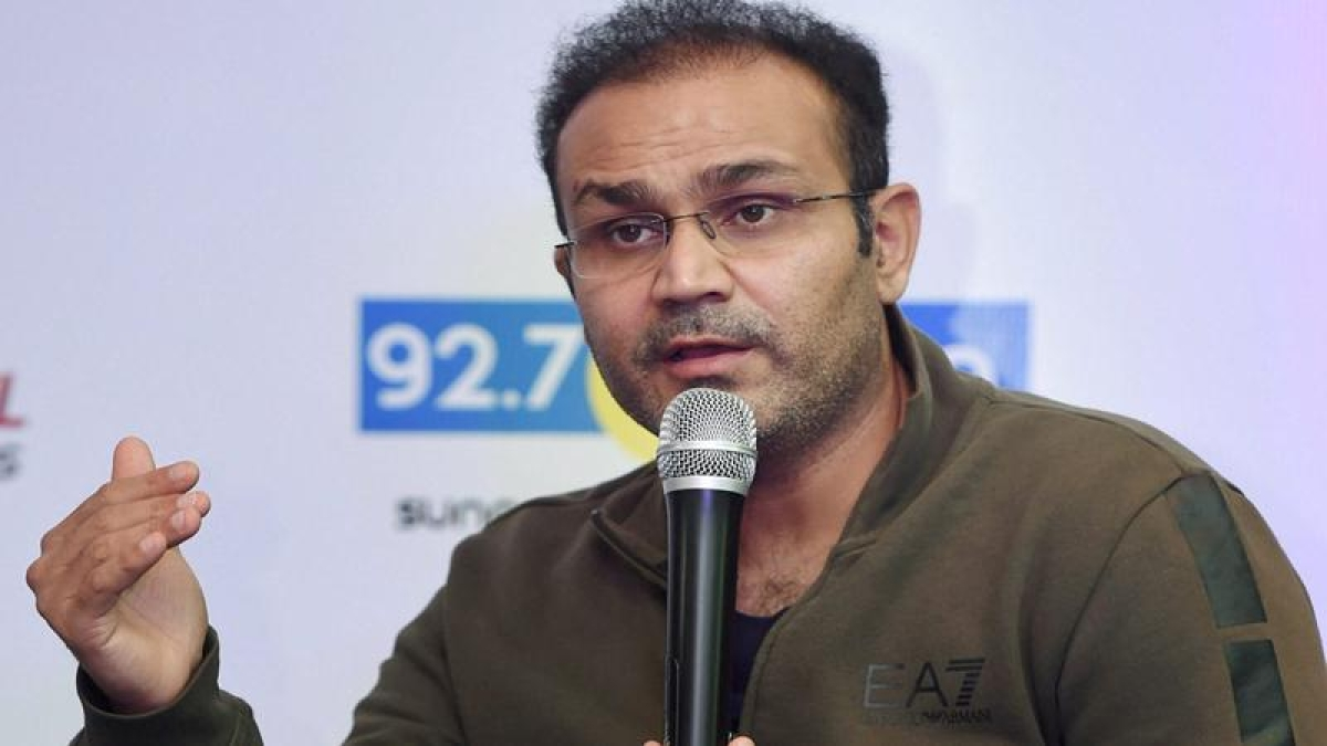 'Not interested'! Cricketer Virender Sehwag declines BJP's offer to contest Lok Sabha polls