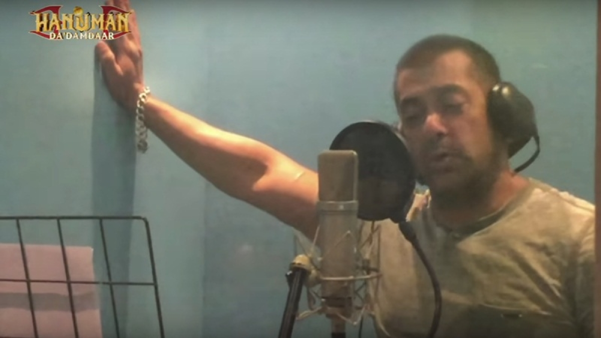 'Hanuman Da Damdaar': Salman Khan gives voice for Hanuman; Censor board orders many cuts