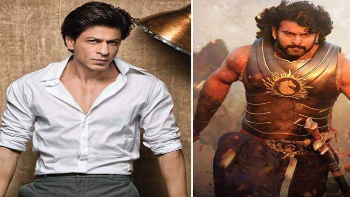 'Baahubali' stands for no guts, no glory, says Shah Rukh Khan