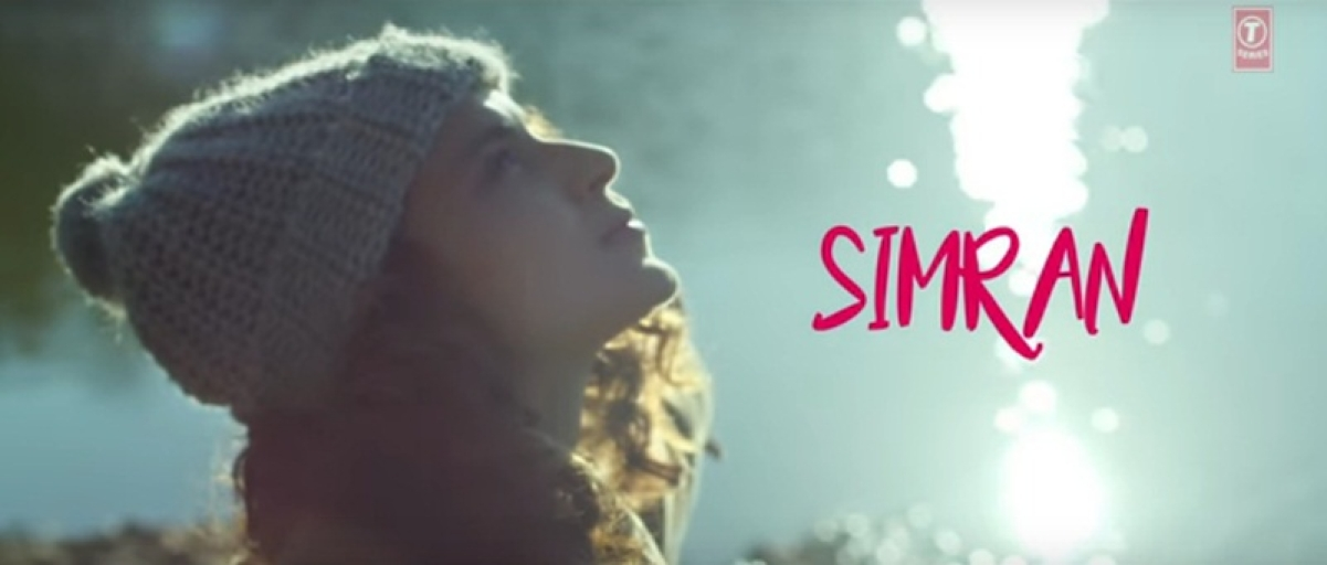 Kangana is pure delight with her infectious smile in 'Simran' teaser