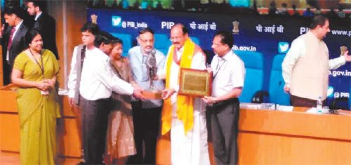 Swachh Survekshan: Pithampur makes into Top 100