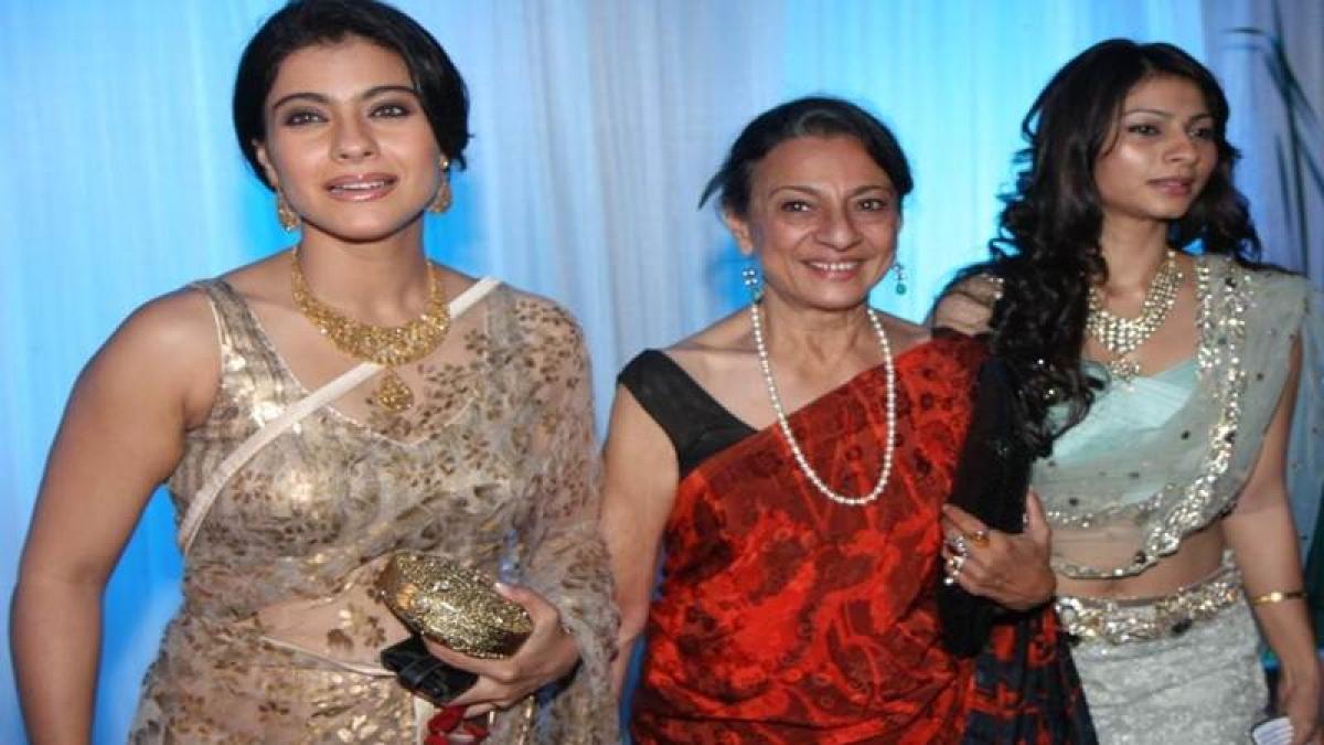 I don't interfere in Kajol, Tanisha's lives: Tanuja Mukherji