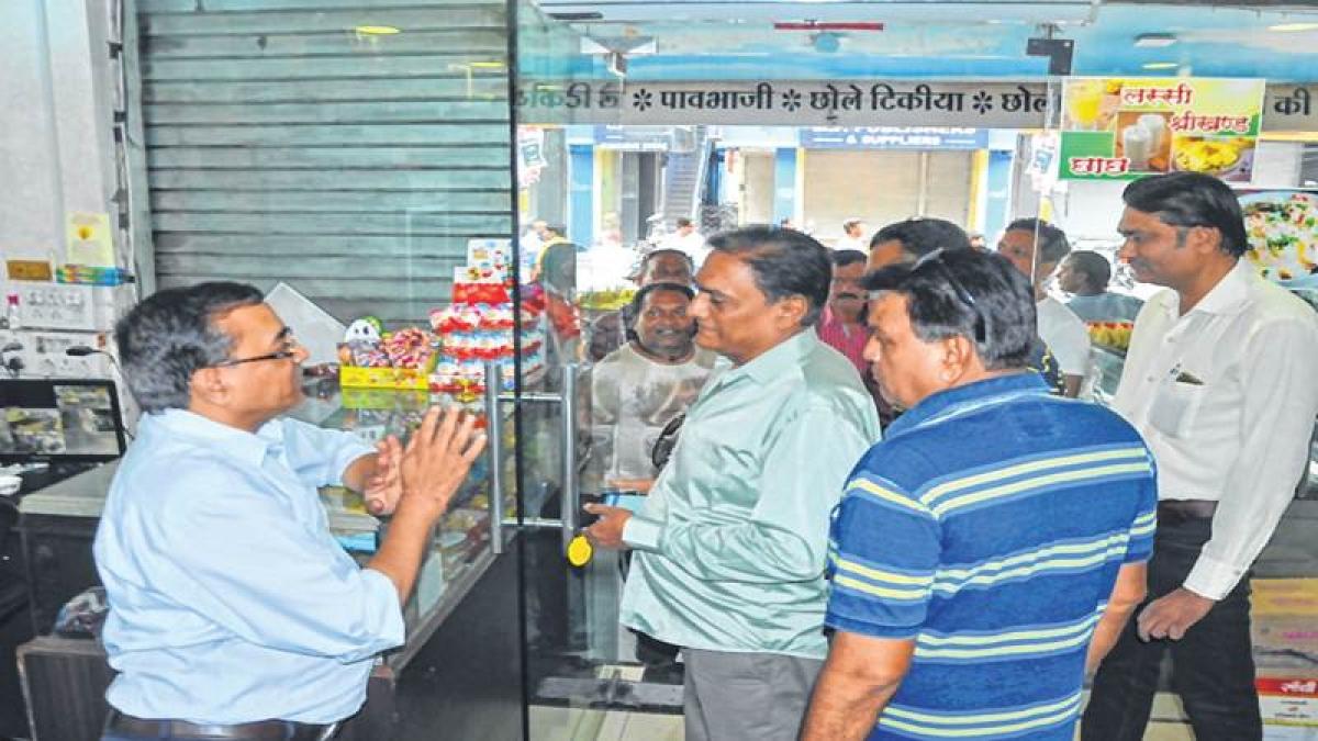 Ujjain: Traders 'bandh' gets  positive response