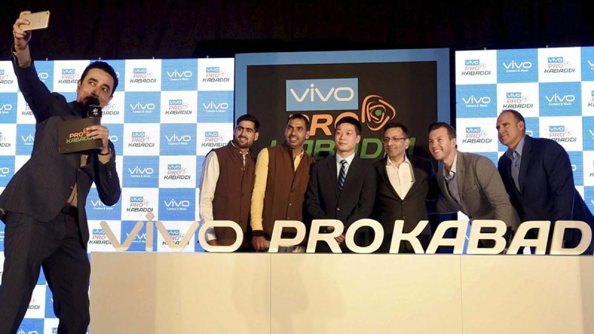 Pro Kabaddi League gets new title sponsor ahead of season 5
