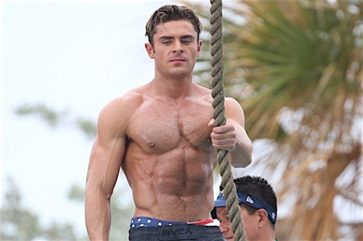 'Baywatch' is like 'The Avengers' on the beach: Zac Efron