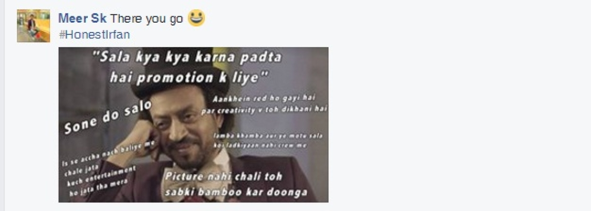 Watch: AIB's new video on Irrfan Khan memes is hilarious