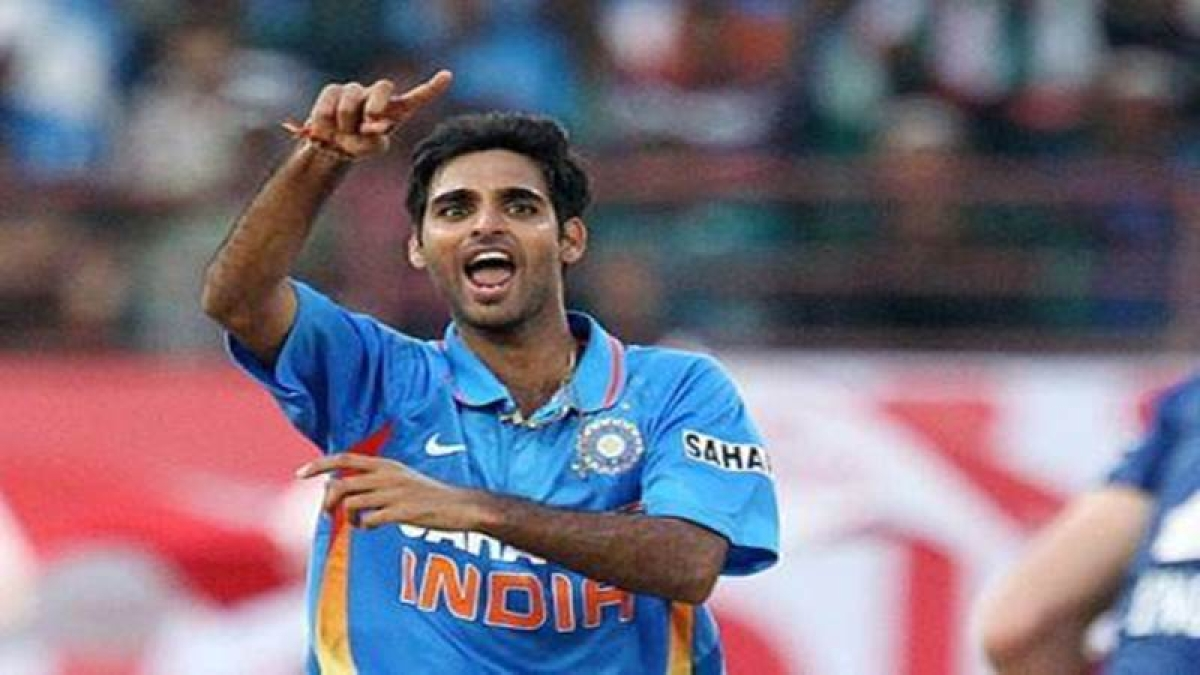 We have managed short-pitched balls pretty well on this tour: Bhuvneshwar Kumar