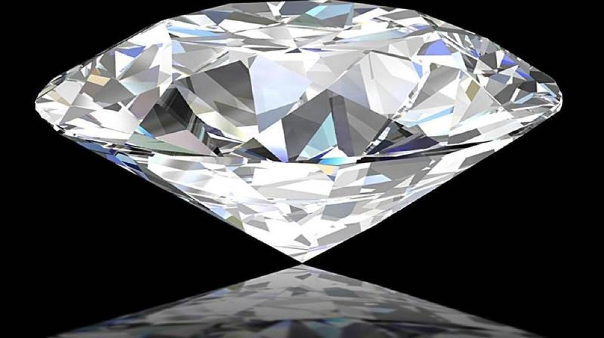 Scientists find way to bend, stretch diamond Boston